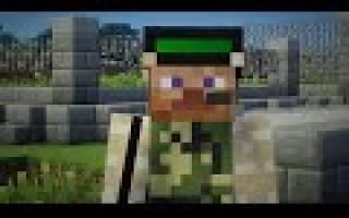 Майнкрафт дельный зомби апокалипсис 73