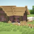 Схема постройки дома в майнкрафт в картинках