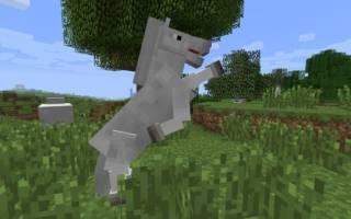 Что в майнкрафте едят лошади