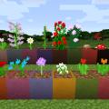 Как сделать в майнкрафт цветочный горшок