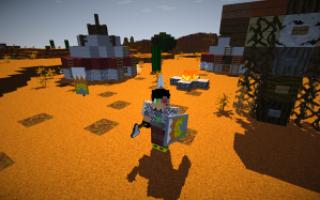 Minecraft maps survival maps