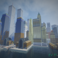 Карта майнкрафт город нью йорк