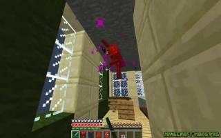 Человек паук возвращение домой в майнкрафт