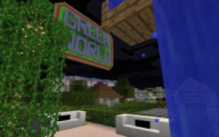 Майнкрафт сервер green world