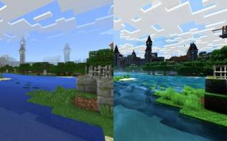 Minecraft super duper graphics pack
