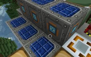 Улучшенная солнечная панель в майнкрафт