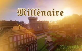 Мод на майнкрафт на millenaire