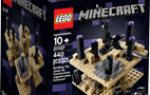 Инструкция по сборке лего майнкрафт