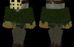 Скин джейсона вурхиса для minecraft