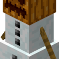 Как в майнкрафте сделать снеговика